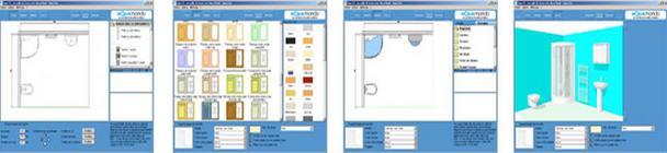 Salle De Bain En D Les Logiciels En Ligne Et Leur Fonctionnement - Créer sa salle de bain en 3d